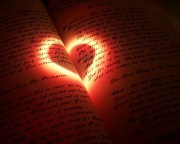 love_poem-book-lit-up